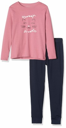 Name It Baby Girls' 13177801 Pyjama Set