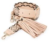 Kate Spade Woven Tassel Strap