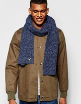 Lyle & Scott Knitted Scarf