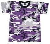 Rothco 60176 Ultra Violet Camo T-Shirt (Small)