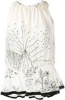 Valentino Garden Of Delight blouse - women - Silk - 44