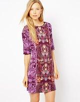 Yumi Paisley Dress