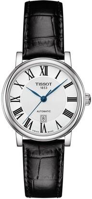 Tissot Carson Premium Automatic Lady Watch T122.207.16.033.00