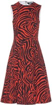 Calvin Klein Tiger denim midi dress