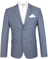 Alexandre Of England Hopsack Tailored Fit Jacket