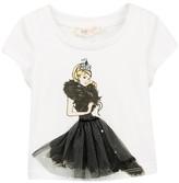 Baby Sara Short Sleeve Princess Graphic Tee (Baby, Toddler, & Little Girls)
