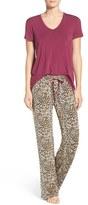 PJ Salvage Women's Jersey Pajamas
