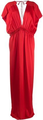 Maison Rabih Kayrouz Sleeveless Maxi Dress