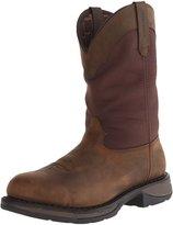 Durango Men's 11 Inch Workin Rebel Steel Toe Riding Boot