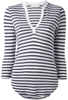 'Michelle 02' striped top