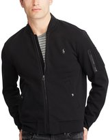 Polo Ralph Lauren Big & Tall Double-Knit Full-Zip Bomber Jacket