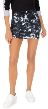 Tommy Hilfiger Tie-Dye Mini Skirt, Created for Macy's
