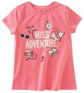Kate Spade Girls' Miss Adventure Tee - Little Kid