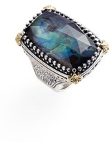Konstantino Women's Cassiopeia Semiprecious Doublet Ring