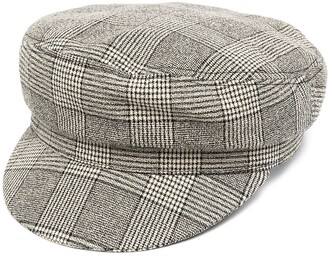 Isabel Marant Checked Beret