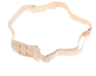 Boolavard Tm Low Back Bra Strap Converter Backless V Conversion Solution Bra Extender Choose Your Colour White - Black or Nude or