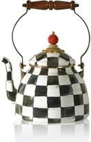 Mackenzie Childs MacKenzie-Childs 3 Quart Tea Kettle, Black
