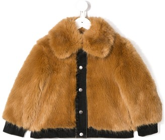 Stella Mccartney Kids Buttoned Jacket