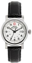 Swiss Military Urban Classic Leather Watch