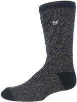 JCPenney HEAT HOLDERS Heat Holders Twist-Yarn Thermal Crew Socks