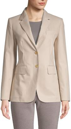Max Mara Novak Cotton Blazer