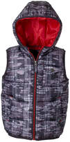 iXtreme Camo Print Heavyweight Vest- Boys 8-20