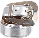 Gucci Metallic Horsebit Belt