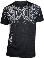 Tapout Bones T-shirt (XX-Large, Black)