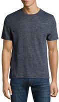 Zachary Prell Monad Linen Pocket T-Shirt