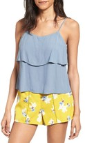 BP Women's Ruffle Tank