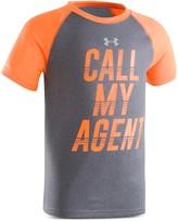 Under Armour Boys' Call My Agent Tee