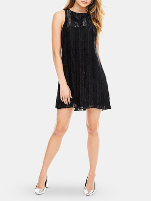 ASTR the Label Molly Sequined Mini Dress