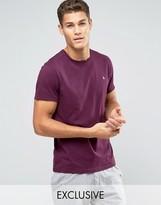 Jack Wills Sandleford Regular Fit T-Shirt in Purple