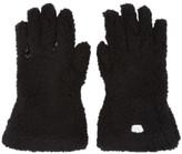 Stella McCartney Black Faux-fur Gloves