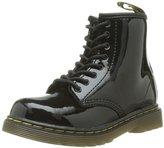 Dr. Martens Brooklee Boot (Toddler), Patent Lamper,7 UK (8 M US Toddler)