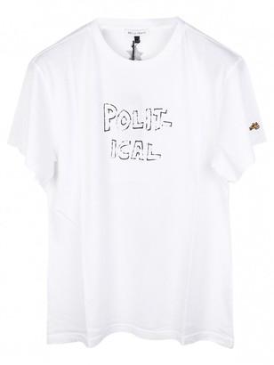 Bella Freud White Cotton Top for Women