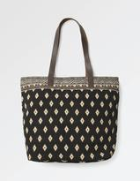 Fat Face Tia Woven Shopper Bag