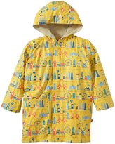 Magnificent Baby World Cities Raincoat (Toddler) - Yellow-4T