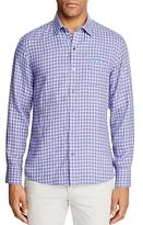 Zachary Prell Althoff Plaid Regular Fit Button-Down Shirt
