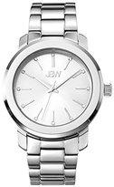 JBW Women's J6306C Analog Display Japanese Quartz Silver Watch