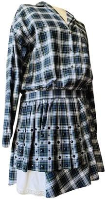 N°21 N21 Multicolour Cotton Dress for Women