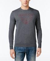Armani Jeans Men's Logo Sweater