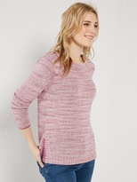 White Stuff Swift knit top