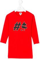 Karl Lagerfeld Choupette sweatshirt - kids - Cotton/Spandex/Elastane - 2 yrs