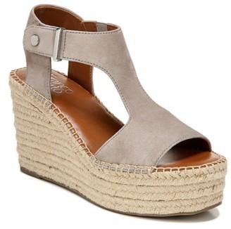 Franco Sarto Treasure Espadrille Wedge Sandal