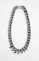 Nicole Miller Fin Collar Necklace
