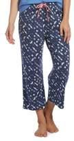 Hue Plus Happy Cosmo Capri Pajama Pants