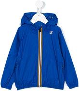 K Way Kids - hooded rain jacket - kids - Polyamide - 36 mth