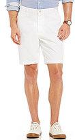 Nautica Classic Fit Flat Front Deck Shorts