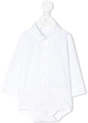 Il Gufo Long-Sleeve Shirt Bodysuit